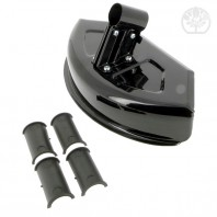 Protecteur de débroussailleuse modèle moyen métallique