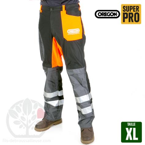 Pantalon Orégon de débroussaillage. Taille XL