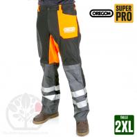 Pantalon Orégon de débroussaillage. Taille 2XL