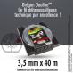 Fil débroussailleuse Orégon Rond Duoline Transparent 3.5mm x 40m. Coque