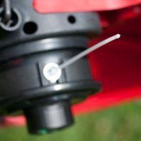 Fil débroussailleuse Orégon Spyro Vert 2.1mm x 6.9m. Taille S