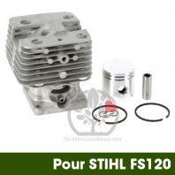 Cylindre-piston pour Stihl FS 120. Ø 35 mm