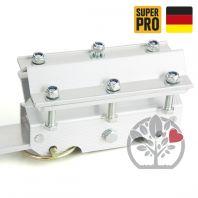Entretoise Ergo-Schnitt 430 mm. Repliable pour débroussailleuse.