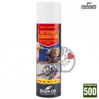 Nettoyant pour carburateur Shark Oil. 400 ml