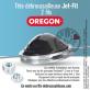 Tête débroussailleuse Oregon Jet-Fit 2 fils aluminium.