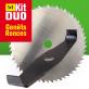 Kit Duo lames débroussailleuse. Spécial ronces et genêts