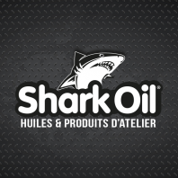 Aérosol adhérent courroies de tondeuse Shark Oil. 400 ml