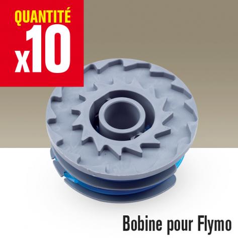 10 bobines pour Flymo