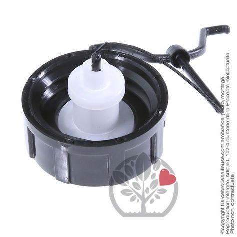 Bouchon réservoir essence 46 mm pour Stihl