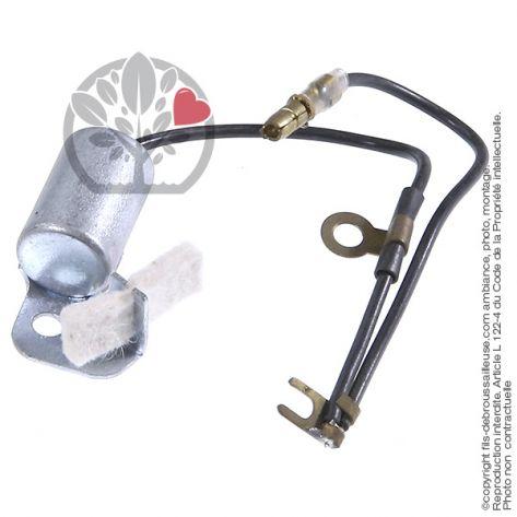 Condensateur d'allumage pour débroussailleuse Kaaz
