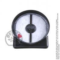 Filtre à air pour débroussailleuse Echo. N° origine : 130-310-0306-0, 130-310-0492-2