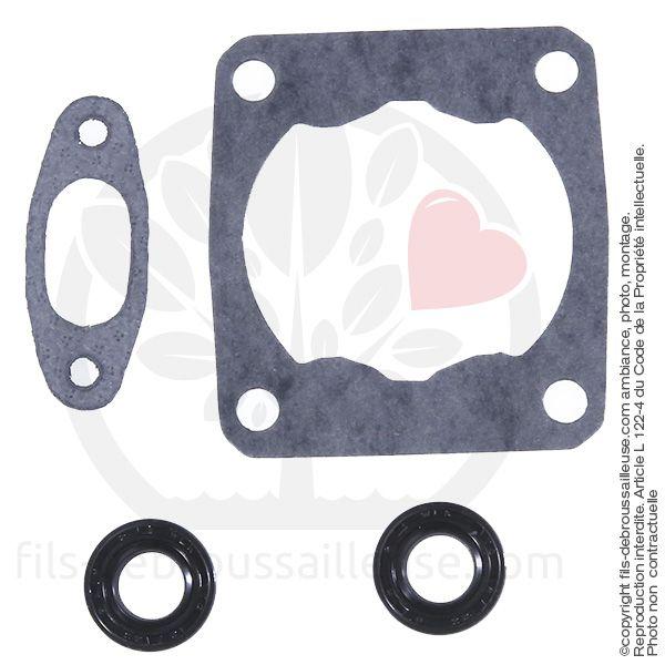 kit joints moteur pour d broussailleuse stihl fr350 fr450. Black Bedroom Furniture Sets. Home Design Ideas