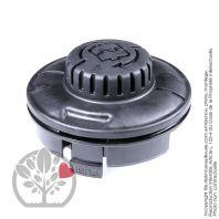 Tête débroussailleuse Tecomec Easy Work Ø109 mm. Kit couvercle inférieur + bouton