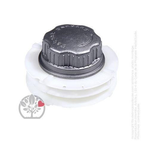 Bobine de fil pour tête débroussailleuse Tecomec Easy Load Ø130 mm.