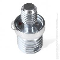 Adaptateur tête débroussailleuse M10 x 1,5 LHM pour Tecomec Easy Work Ø109, Ø130 mm