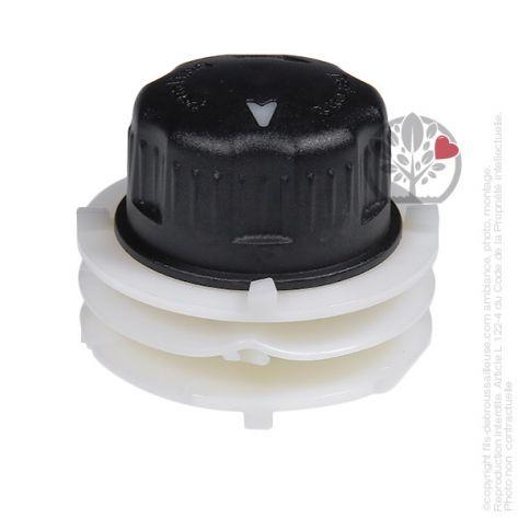 Bobine de fil pour tête débroussailleuse Tecomec Easy Load Ø109 mm.